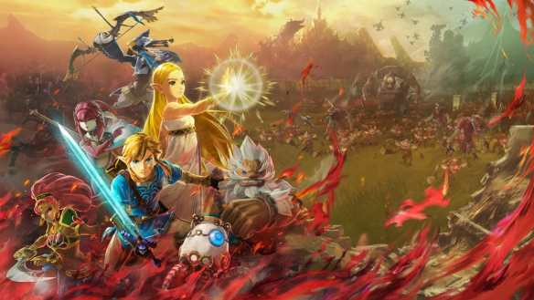 Hyrule Warriors: Zeit der Verheerung erscheint am 20. November.