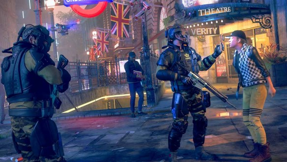 In Watch Dogs: Legion hacken wir uns durch London.