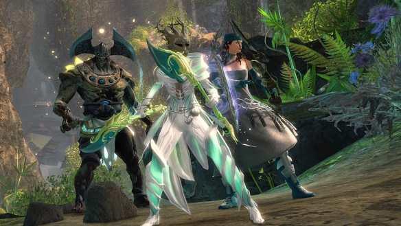 Guild Wars 2: Die Eisbrut-Saga beginnt am 17. November.