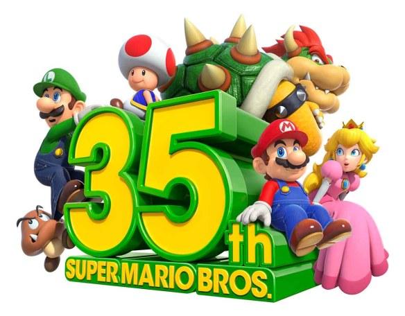 Super Mario Bros. 35 ist nur bis zum 31. März 2021 verfügbar.