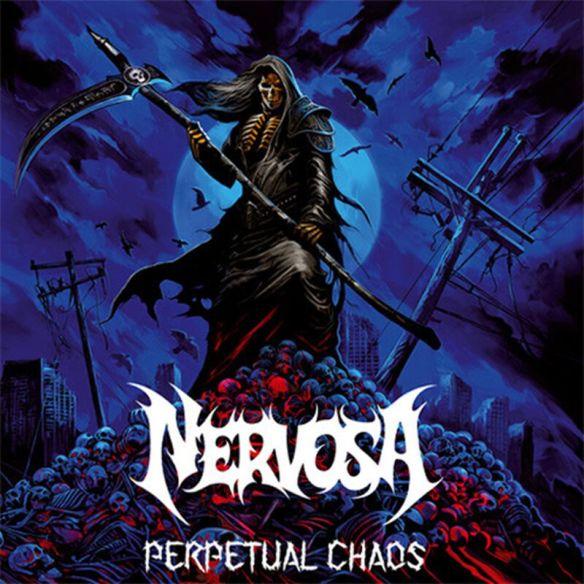 Nervosa - Cover