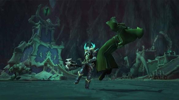 In den Questgebieten der Shadowlands geht es hoch her.