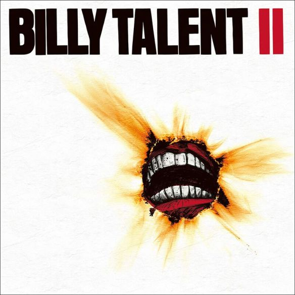Billy Talent - Cover