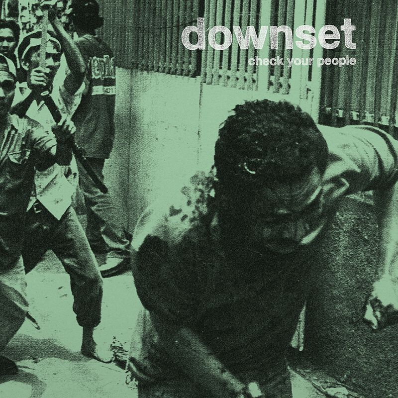 Downset - Cover