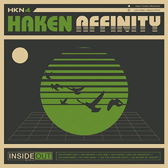 Haken - Cover