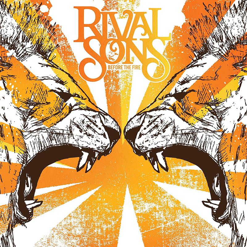 Rival Sons - Cover