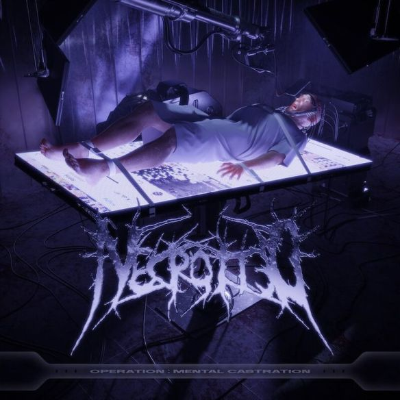 Necrotted - Cover
