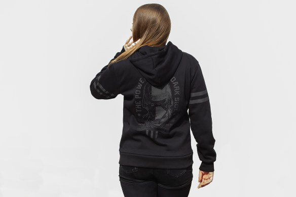 The Power Of The Dark Side Kapuzenjacke Star Wars