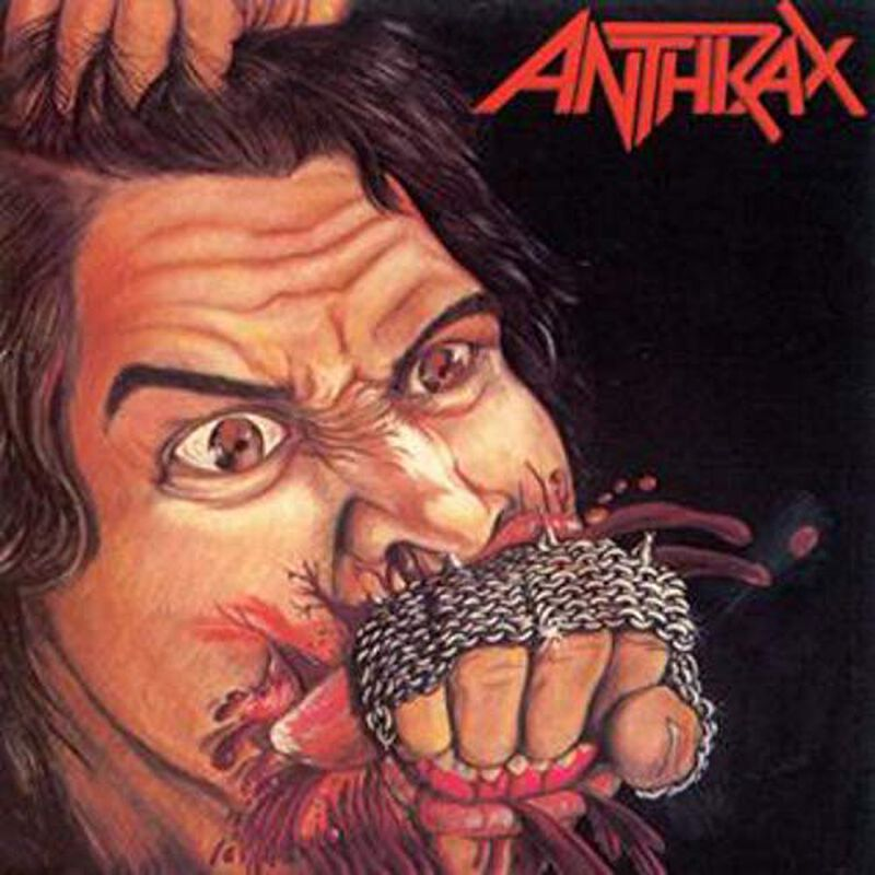 Anthrax - Cover