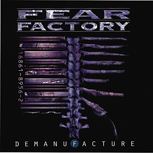 Fear Factory - Cover