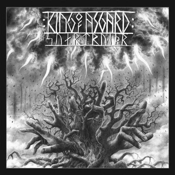 King Of Asgard - Cover