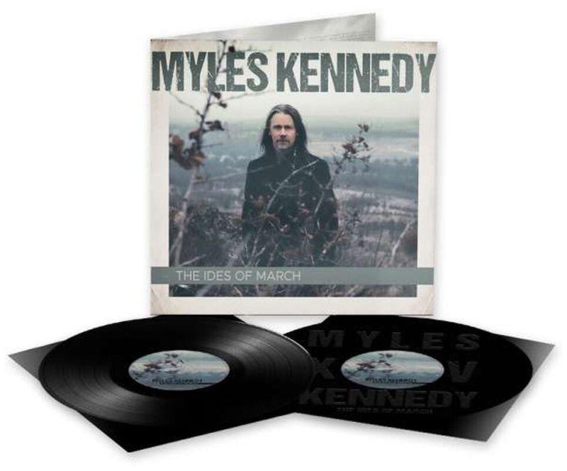 Myles Kennedy - Album