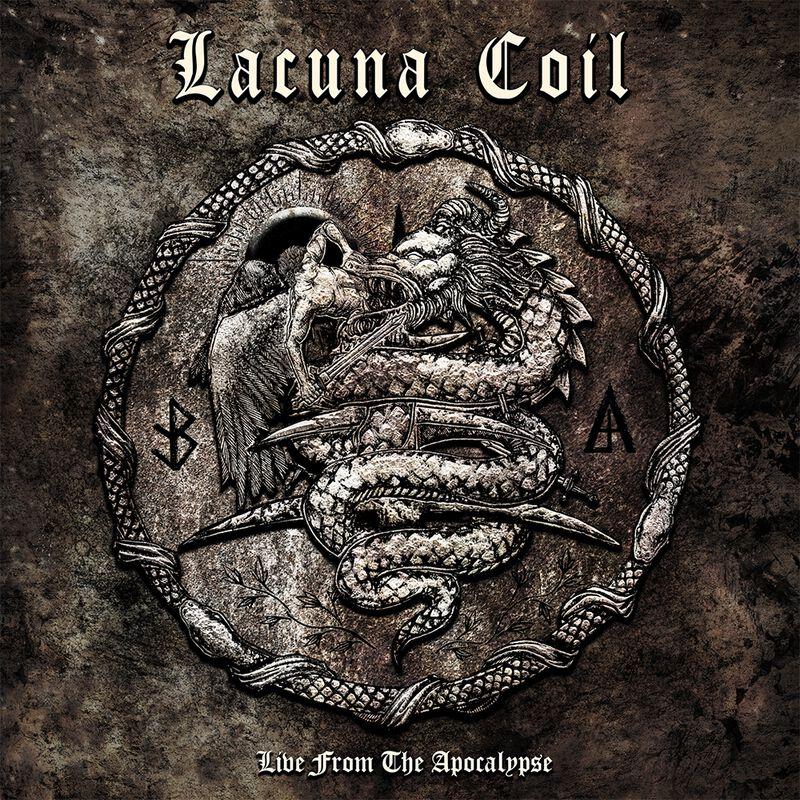 Lacuna Coil - Cover