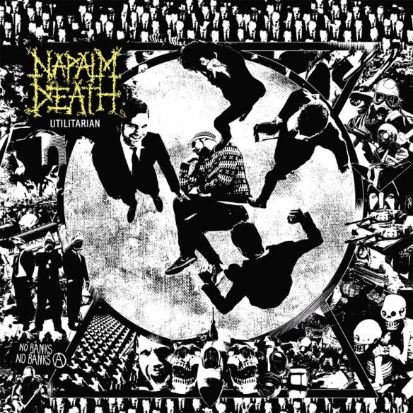 Napalm Death - Cover