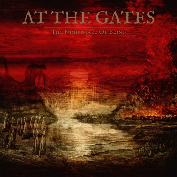At The Gates - Cover