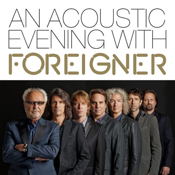 Foreigner - Cover