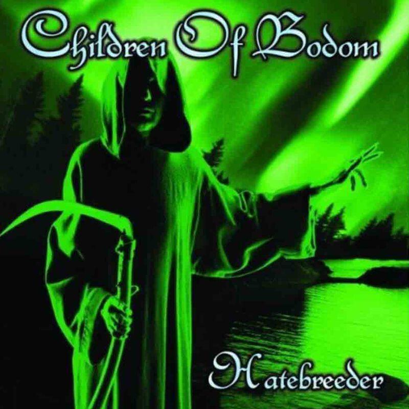 Children Of Bodom - Cover