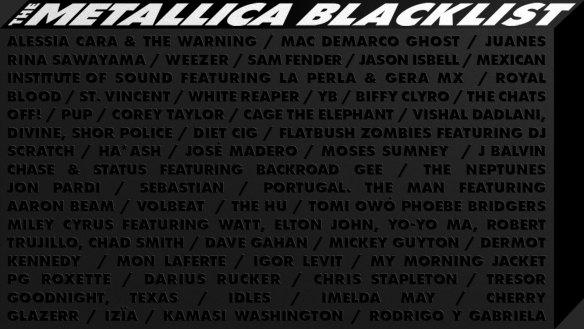 The Blacklist - Banner