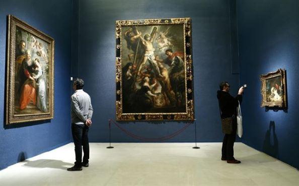 Museo Carlos de Amberes Madrid