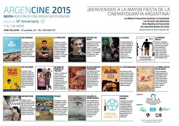 ARGENCINE 2015