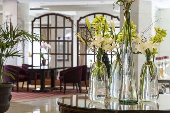 Lobby Bar del Hotel Emperador