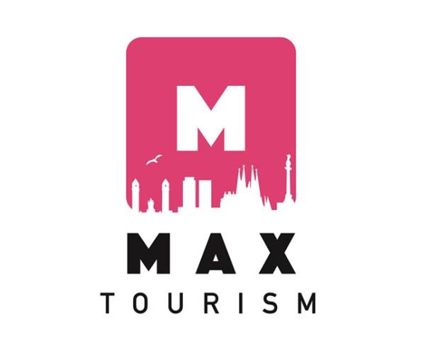Logotipo Max Tourism