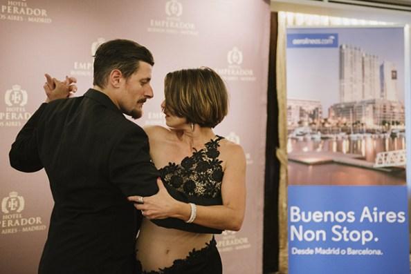 Hotel Emperador Buenos Aires en Madrid