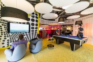 Google ha entendido la importancia de generar un ambiente de trabajo divertido y retador