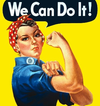 ¡We Can Do It!