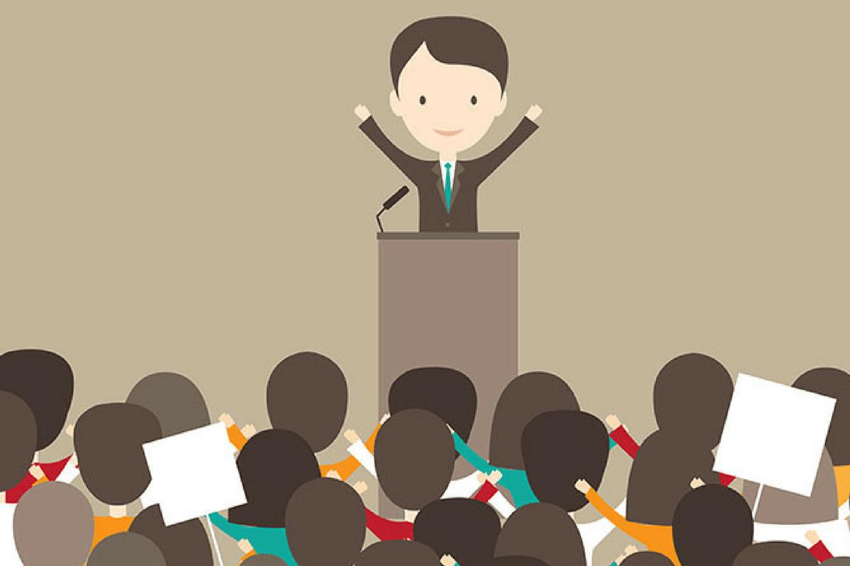 ¿Qué cualidades debe tener un buen orador? – Blog de Empléate