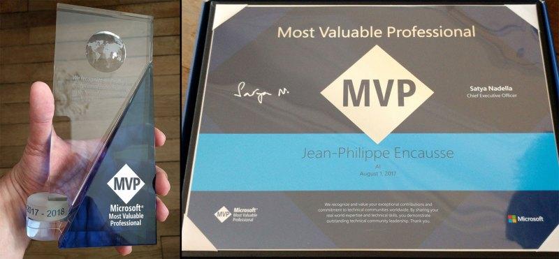 Microsoft MVP 2017: AI