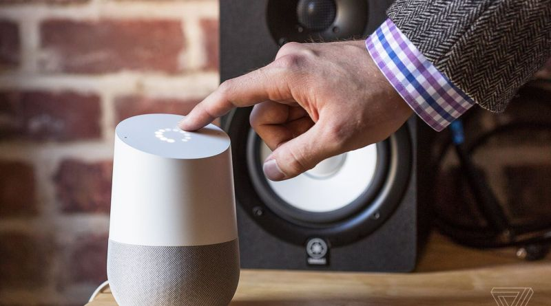 Google Home now lets you shop at Target with just your voice