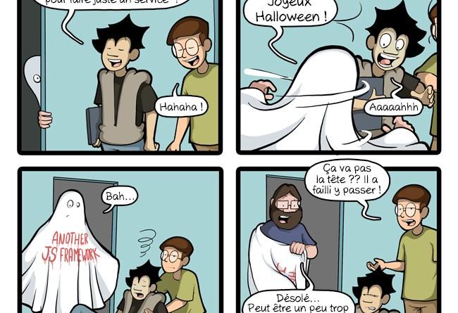 Juste un autre Halloween