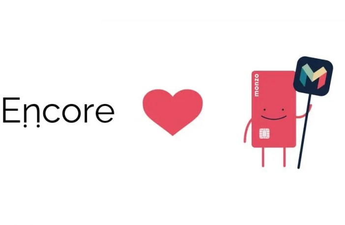 Encore Supports Monzo Bank