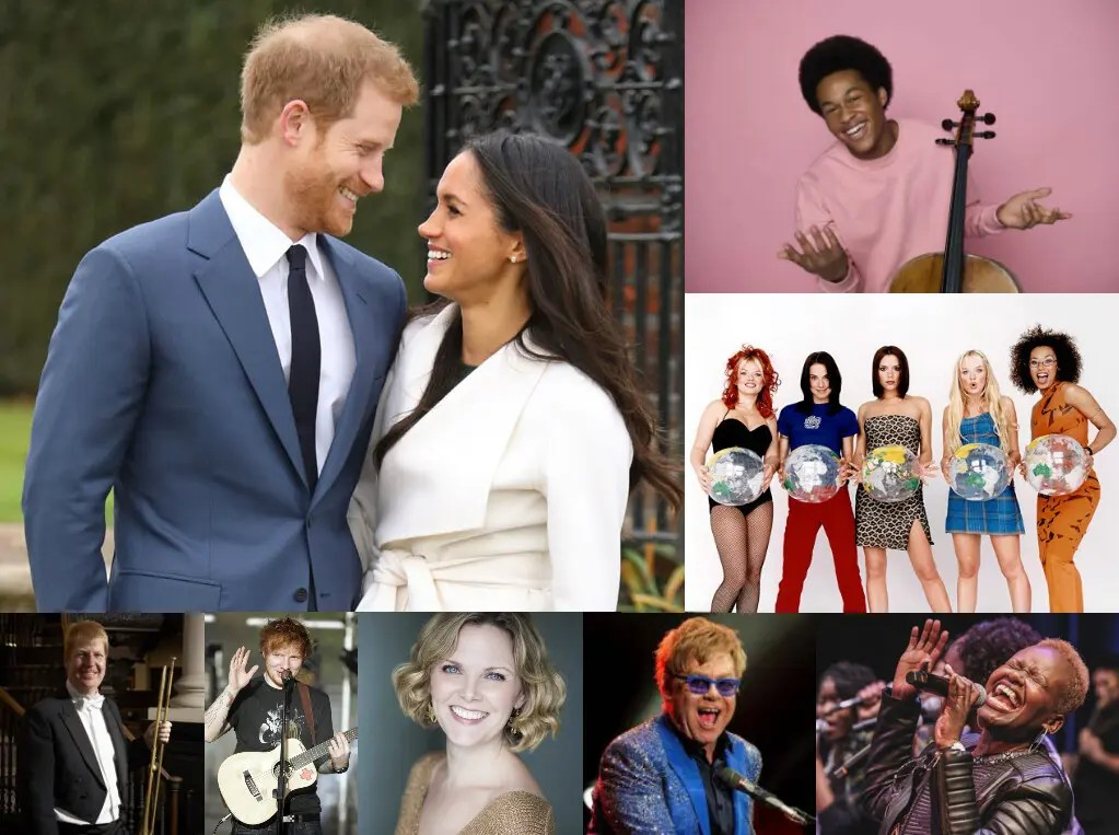 Music at the Royal Wedding: Everything You Need to Know (2018)