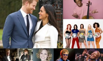 Royal Wedding Musicians - Harry and Meghan, Sheku Kanneh-Mason, Spice Girls, Karen Kingdom Choir, Elton John, Elin Manahan-Thomas, Ed Sheeran, David Blackadder