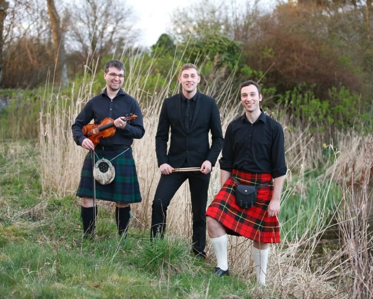 Its No Reel Ceilidh Band - available on Encore