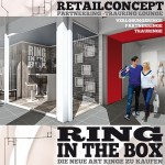 "RETAILCONCEPT ""RING IN THE BOX"" VISUALISIERUNG"