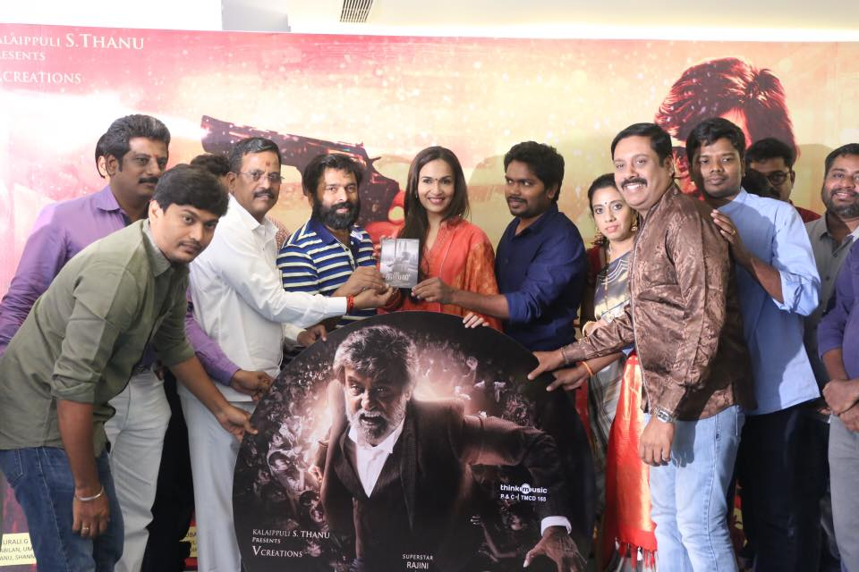 Rajini Kabali Audio Launch_Stills