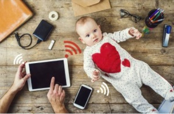 Image result for Damage to a child's development: for wifi