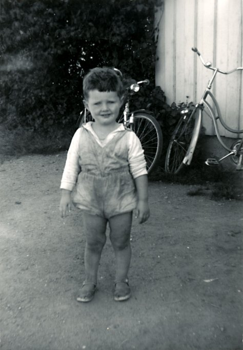 Stefan Quinth - age 3