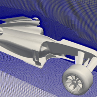 Introduction to Meshing with HELYX