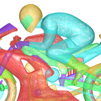 Automating CFD Analysis Tasks with PYTHON and HELYX