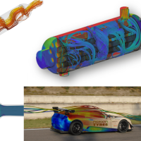 HELYX and ELEMENTS Learn by Example CFD Series