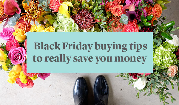 Black Friday buying tips to really save you money