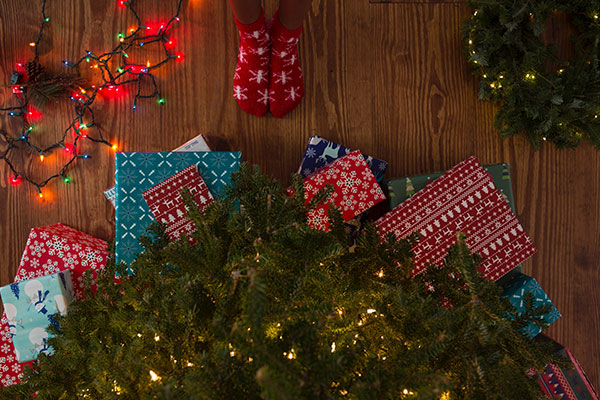 Choose a Christmas gift with meaning this Christmas