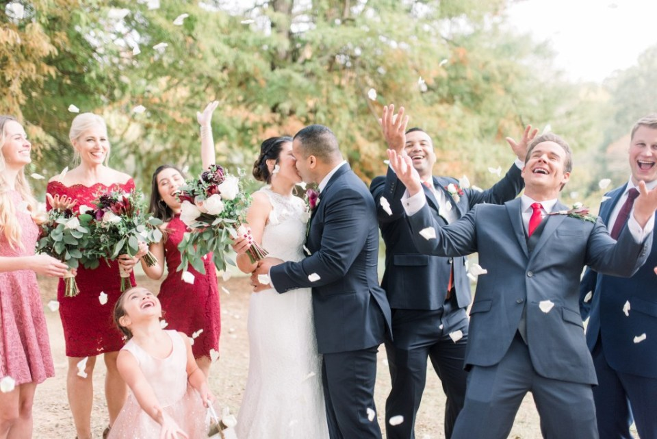Wedding photography ideas that will have the camera dancing