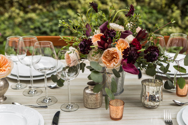What are the best flowers to accent a wedding bouquet?