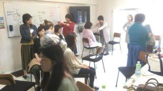 ヒーリング入門講座初級・東京1day 開催しました!