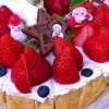 朝ちゃんのケーキ